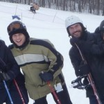 Taken on February 15, 2013 - A great day of skiing at Orford!